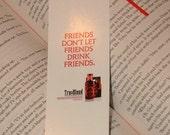 True Blood Inspired Bookmark, Sookie Stackhouse, Merlotts