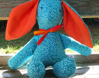 Luke The Rabbit - Soft Toy for Baby and Toddlers