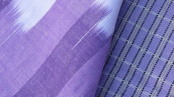 Lilac and Purple Coordinates from Guatemala