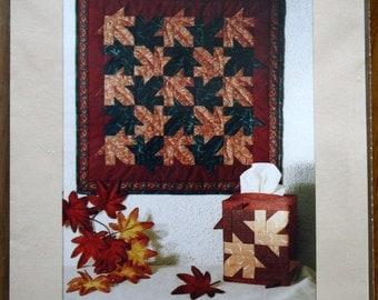 Autumn Splendor Miniature Quilt Sewing Pattern