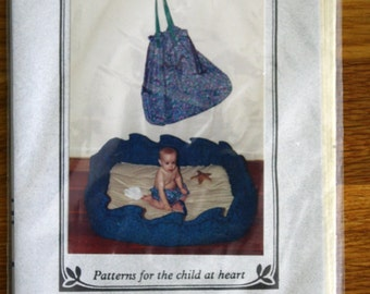 Beach Baby Play Quilt Sewing Pattern