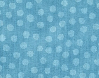 Moda Marble Dots--Robins Egg from Moda Fabrics