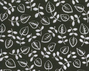 DILLY DALLY  Floral Leaves and Stems by Me and My Sister for Moda Fabrics