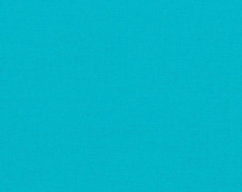 Moda Bella Solids - Turquoise from Moda Fabrics