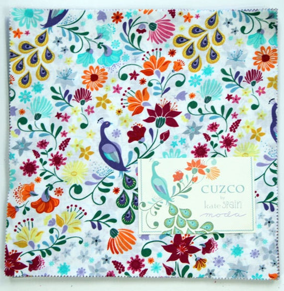 Cuzco - Layer Cake by Kate Spain for Moda Fabrics