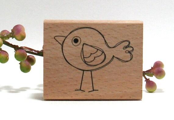 RESERVED FOR KAREN. Love Bird Stamp