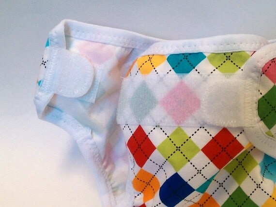 cloth diaper cover -  remix - S,M,L - custom made