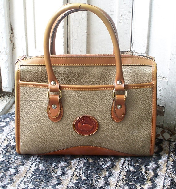 Dooney and Bourke All Weather Leather
