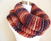The South Western Super  Chunky Knit Cowl