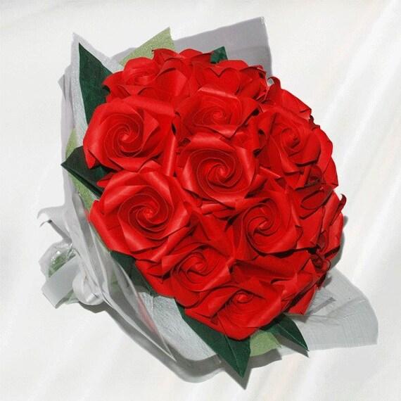 Classic 21 Origami Roses Bouquet