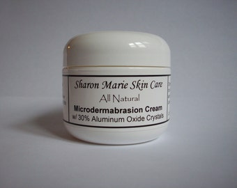 Microdermabrasion Cream 2oz. For any type skin.ANTI: Wrinkle, Fine Lines, Scars, Age spots, Uneven skin tone