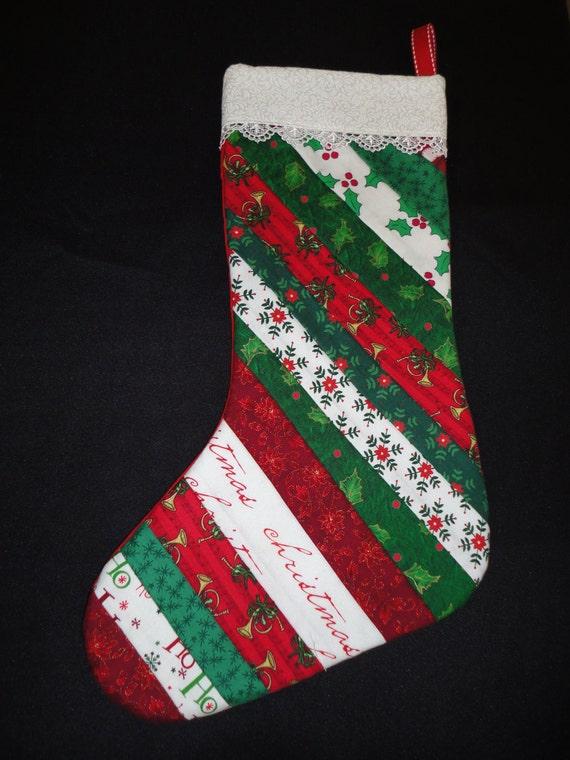 Set of two stockings for Mendi Leggett