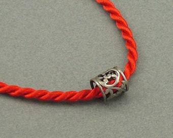 Victorian Romance filigree necklace