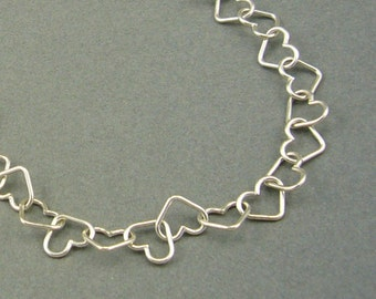 Love Me Forever silver necklace
