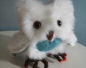 Great Snowy Owls