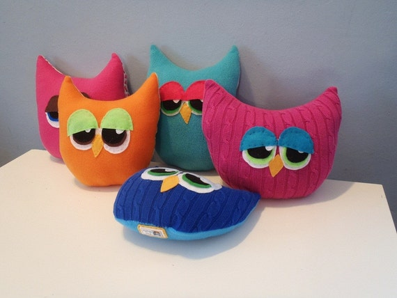 Hootie Pillow