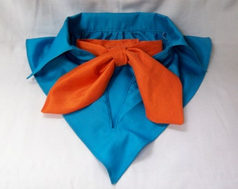 Fred Jones Adult Collar and Ascot Costume Set, Mens Fred Costume, Scooby Doo Costumes, Family Group Costume Ideas, Halloween