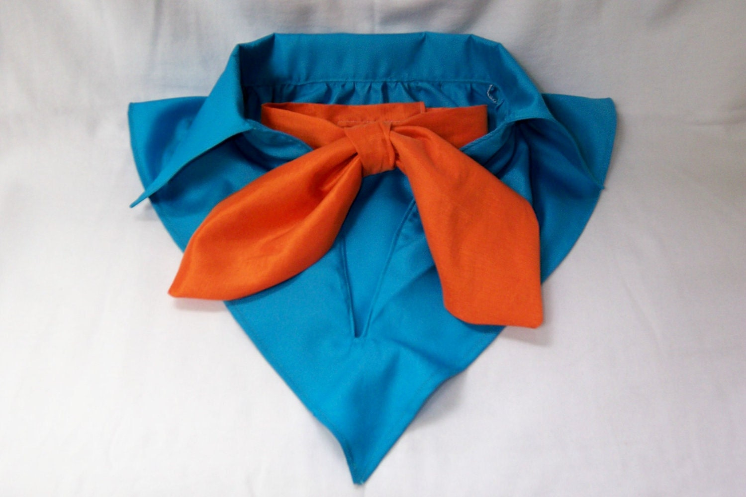 Fred jones adult collar and ascot costume set by correenscdesigns