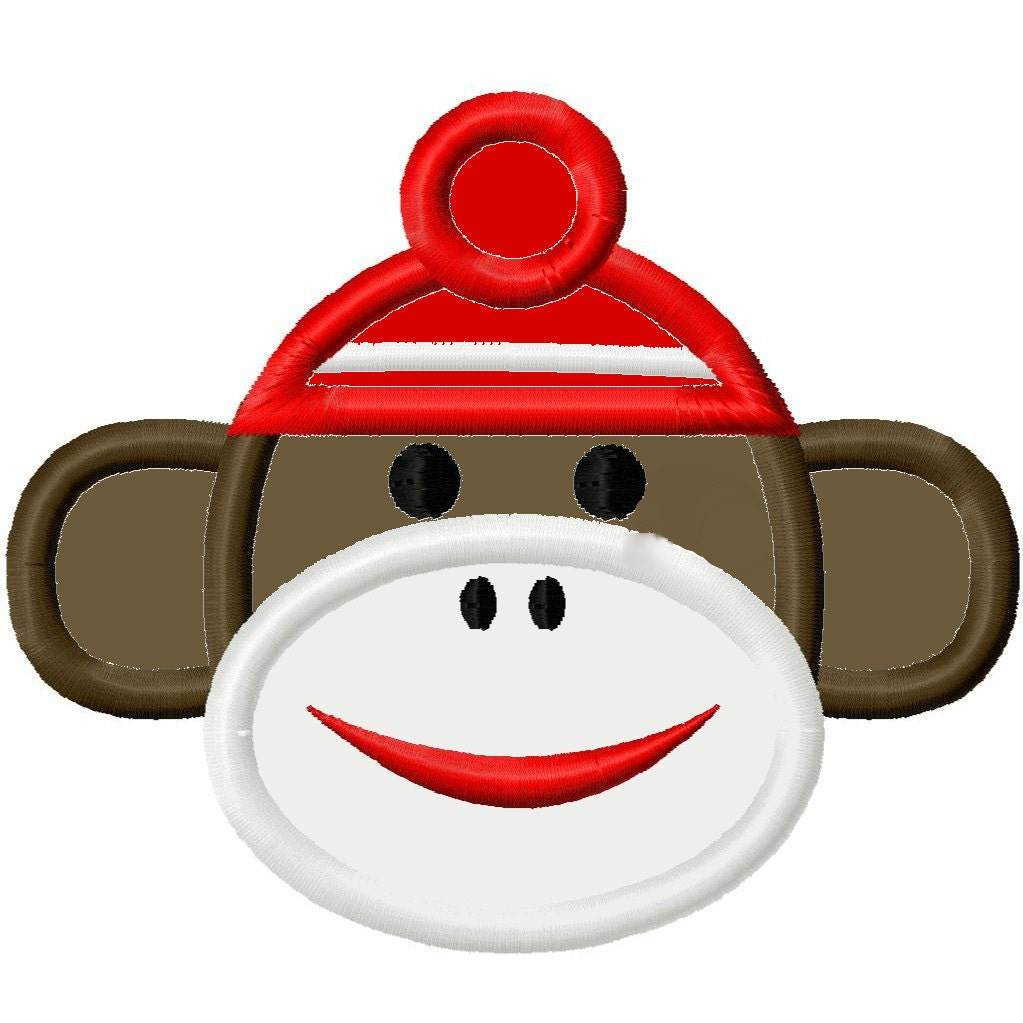 sock monkey face template - search results for sock template calendar 2015