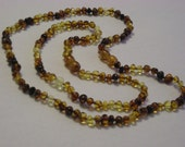 Baltic Amber Necklaces Mama/Baby Set