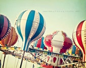 "Carnival Photo - Vintage Inspired Textures and Tones - Large Format - Baby Nursery - Kid Decor - ""SOUNDS OF SUMMER"" - DreamyPhoto"