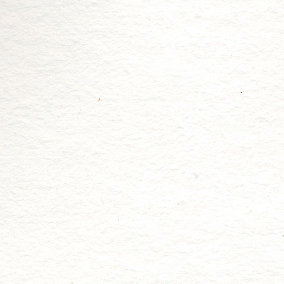 5 Sheets Off-White Recycled Cotton Paper