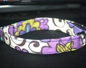 "Custom Fabric Overlay 1"" Slide Collar"