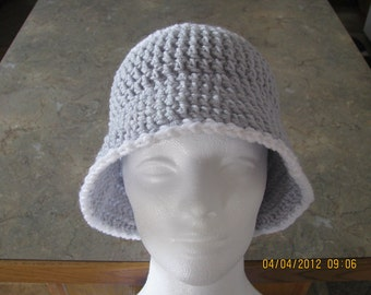 Bucket / Rolled Brim Hat - girls/teens/ladies