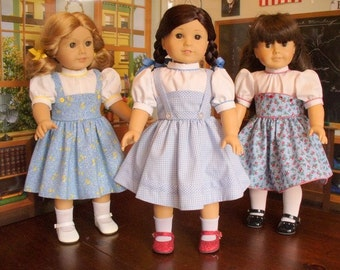 Doll Clothes Patterns, Dorothy and her Friends, No 1005
