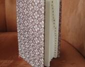 Handbound Restaurant Log Book