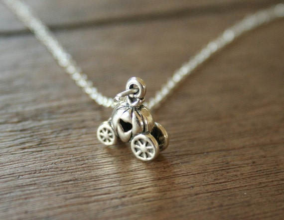 Cinderella Daydream Sterling Silver Necklace