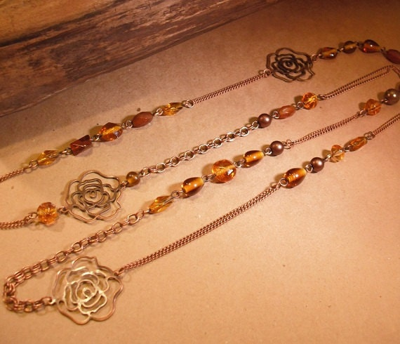 FREE SHIPPING - Extra Long Necklace