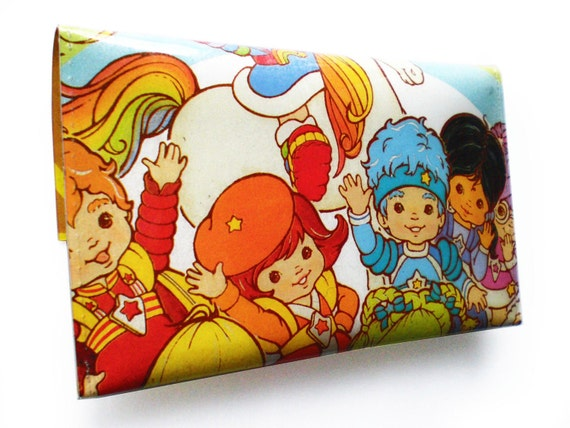 Rainbow Brite Purse featuring The Color Kids