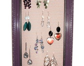 Hanging Earring Wall Display various colors & sizes