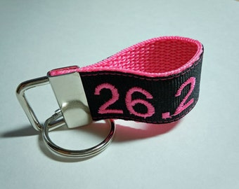 Personalized Sports Keychain Ringlet FULLY CUSTOMIZABLE With Your Team or Jersey NUMBER