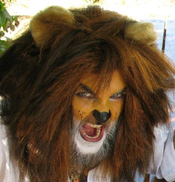 Lion tail costume - photo#11