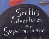 smith's adventures comic book