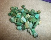 """African """"jade"""" (natural), Sold per 15inch strand"""