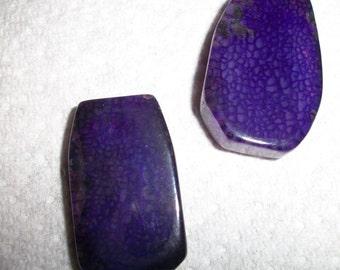 Purple Jade rectangle slab