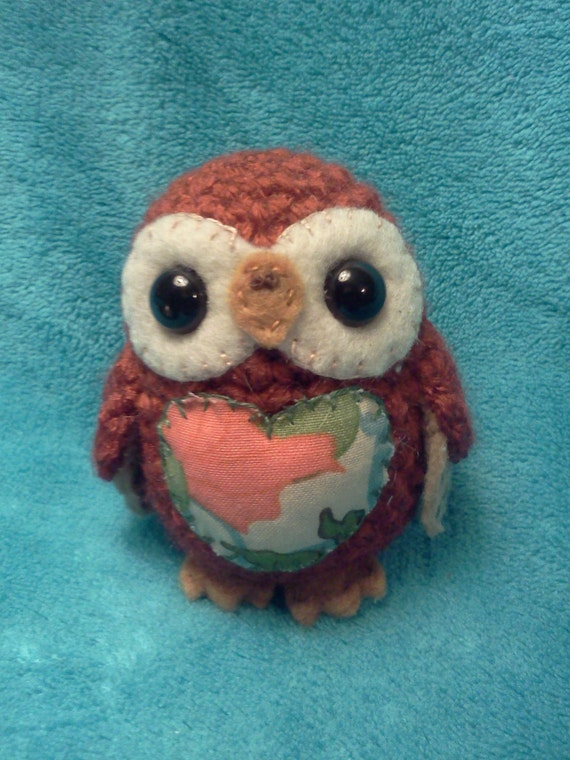 Rusty Owl