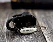 Remember . Words . Necklace . by Mad Tea Garden