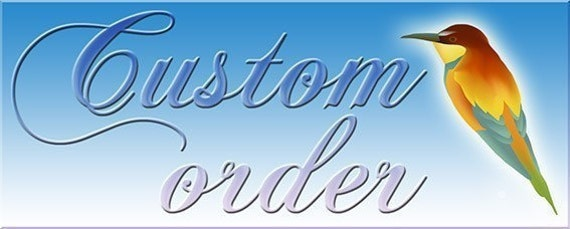 Custom Order - Wall decals