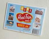 Mini Road Trips Route 66 - Postcard set of 6 (Series I)