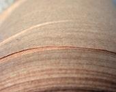 Organic Light Brown Flannel