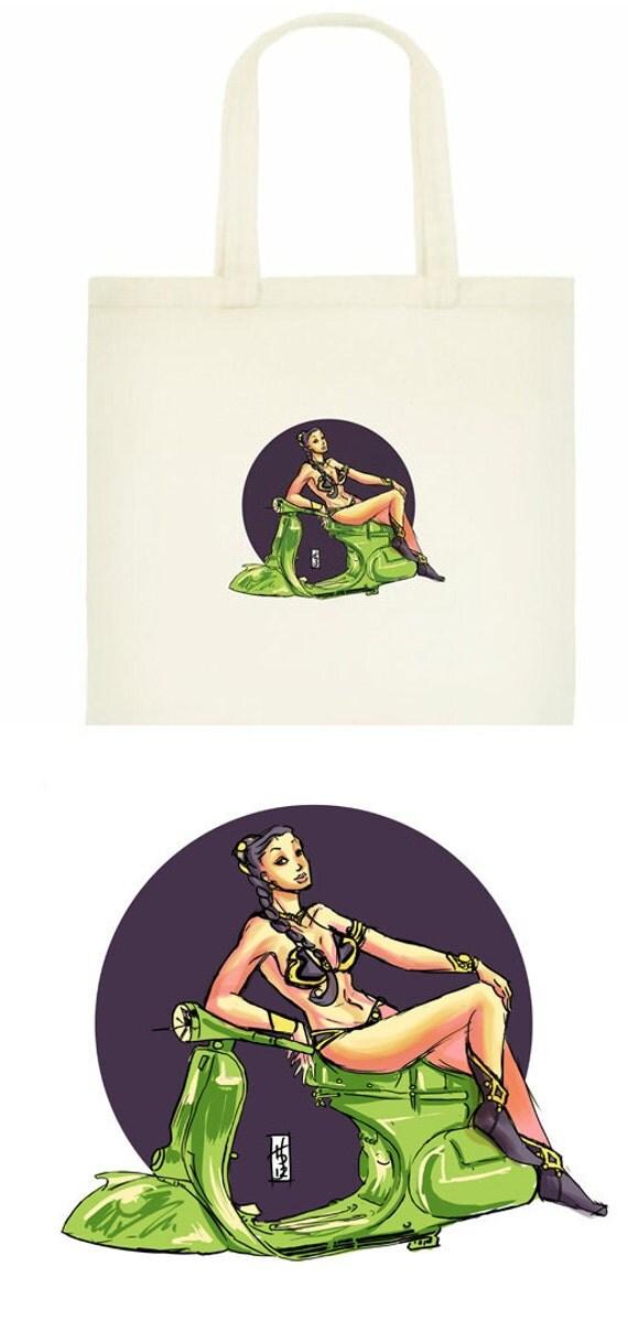 Leia vespa bag