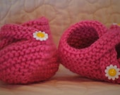 Bubble Gum, Bubble Gum In a Dish Baby Booties