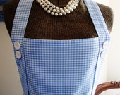 dorothy wizard of oz costume apron