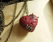 Scar Heart Necklace