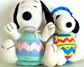 Snoopy Easter Beagles -  Stuffed