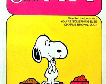 Your Choice, SNOOPY - 1987 Paperback - Very Good